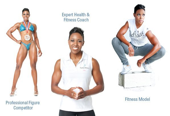 Picture of ACE certified health coach Candice McField